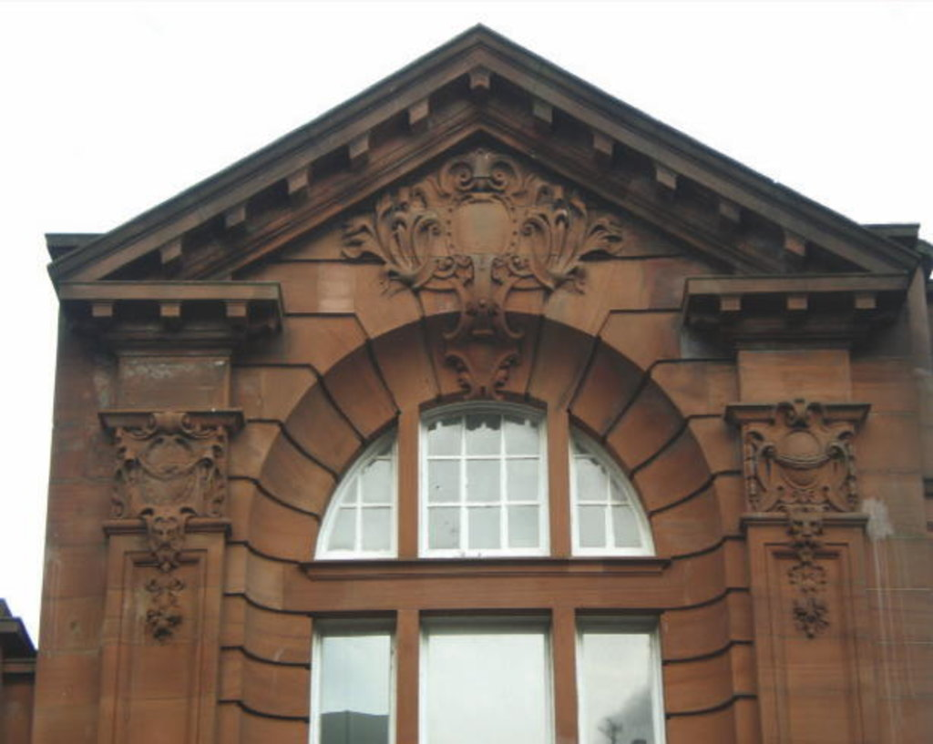 Pollokshields Library