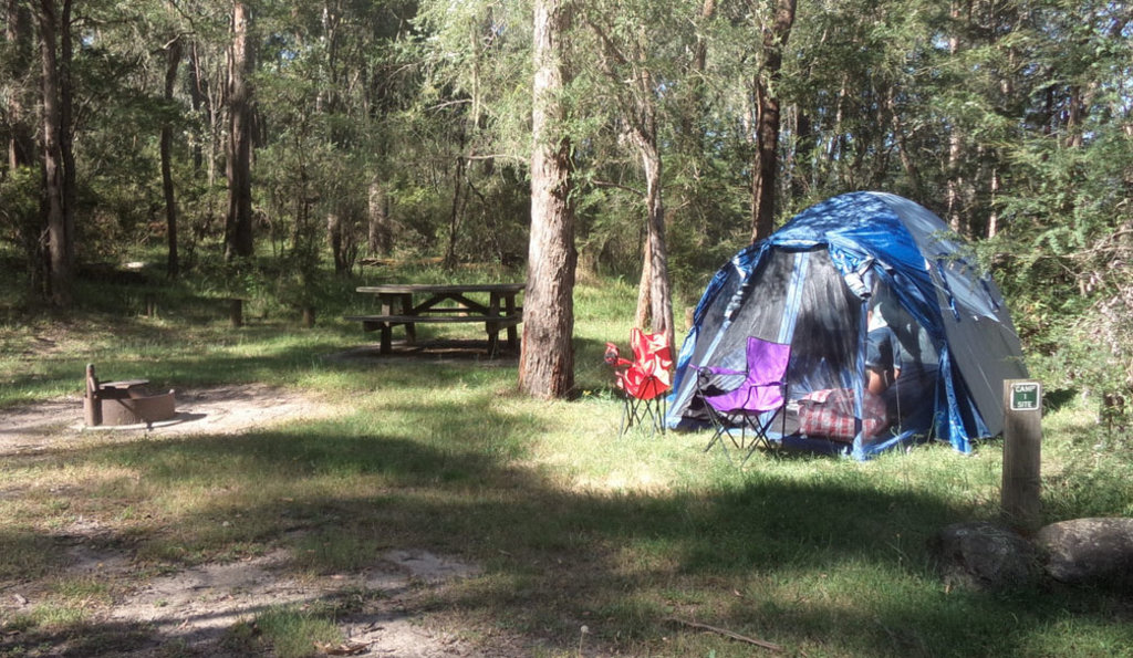 High Country Camping Tour